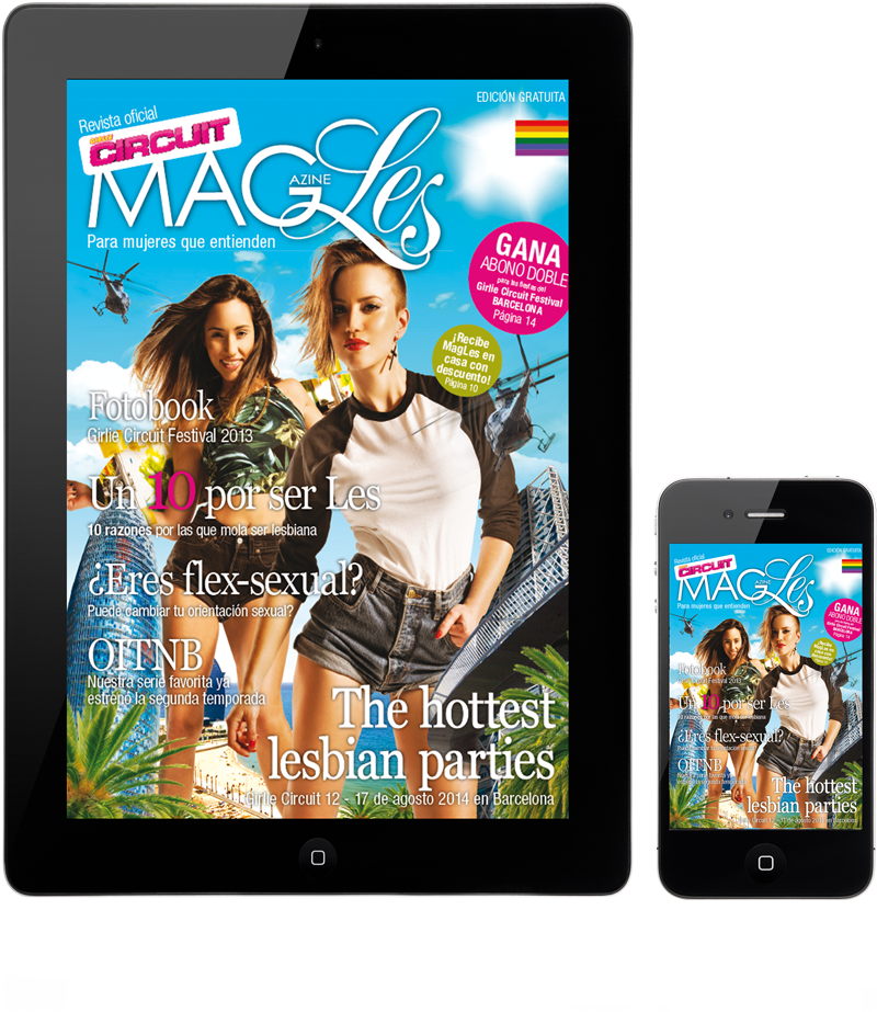 MagLes Especial Girlie Circuit Festival | Verano 2014