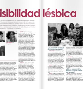 MagLes Revista Lesbianas Salir del Armario