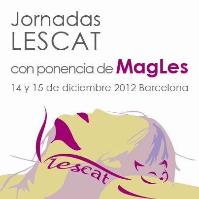 Jornadas Lescat MagLes revista lesbica lesbianas