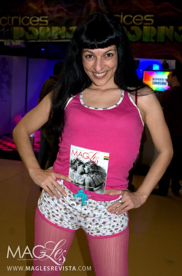 Salon erotico barcelona 2013 katya amp anna live show - 2 9