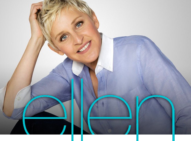 Ellen DeGeneres MagLes Revista para Lesbianas