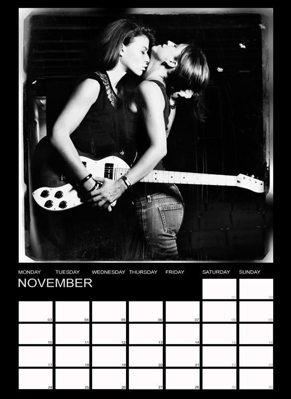 Calendario para Lesbianas L Calendar