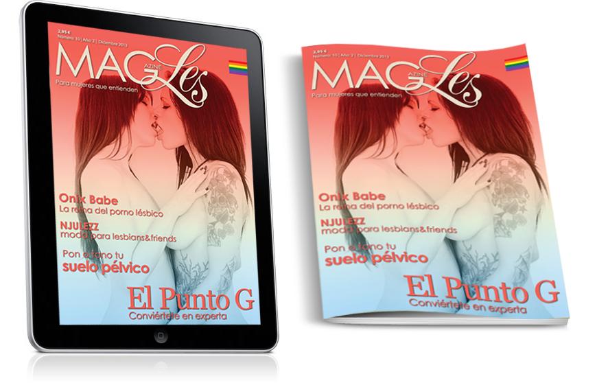 Revista para Lesbianas MagLEs 10