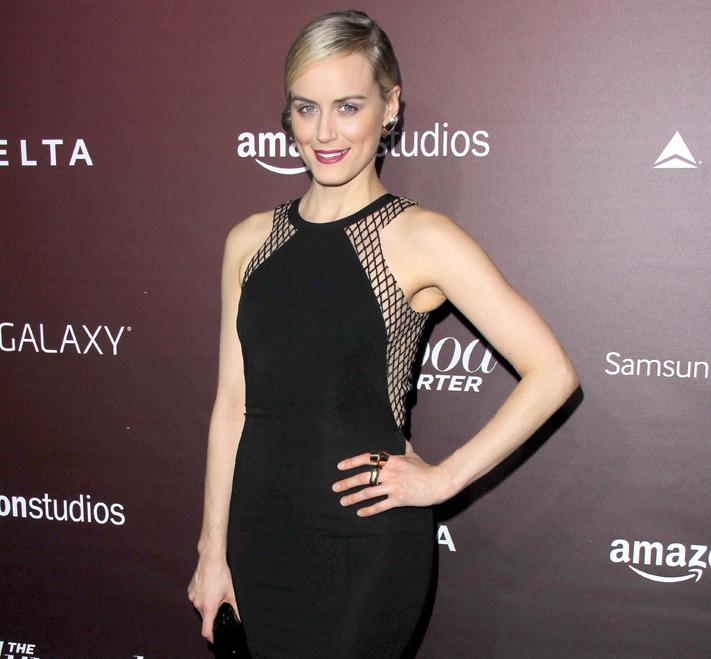 Taylor Schilling nominada a los Globos de Oro