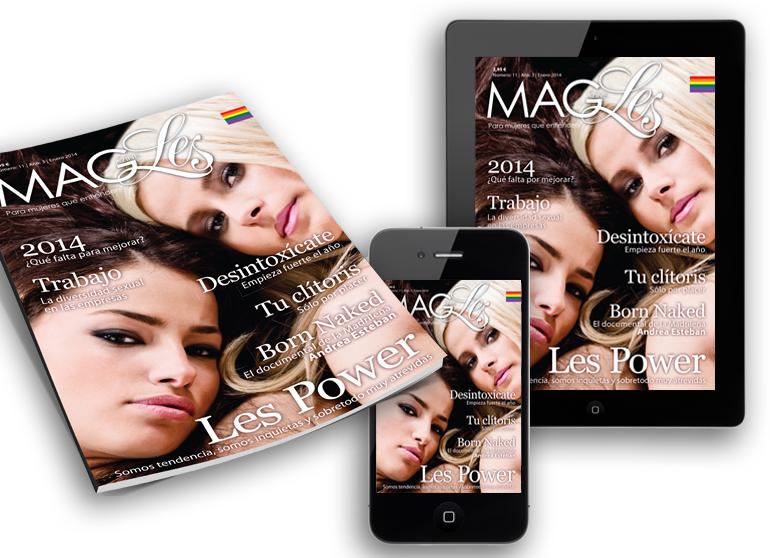 Revista para Lesbianas MagLes 11