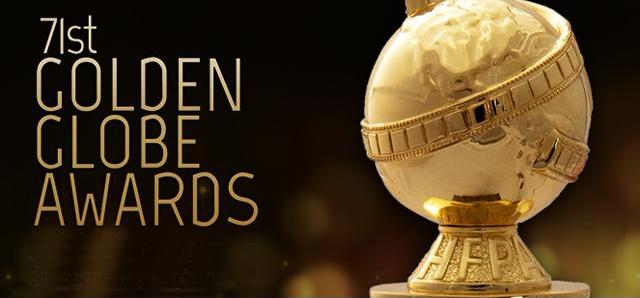 Taylor Schilling en los Globos de Oro
