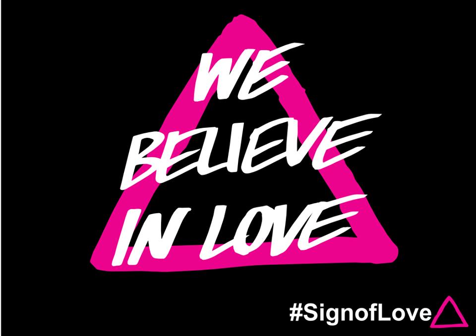 #SignofLove