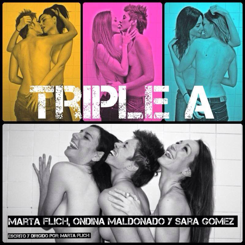 Triple A en el Esconditeatro