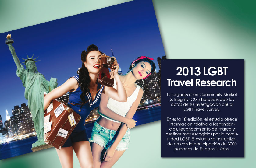 LGBT Travel Research 2013