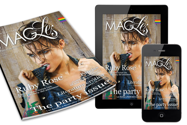 Revista para Lesbianas MagLes
