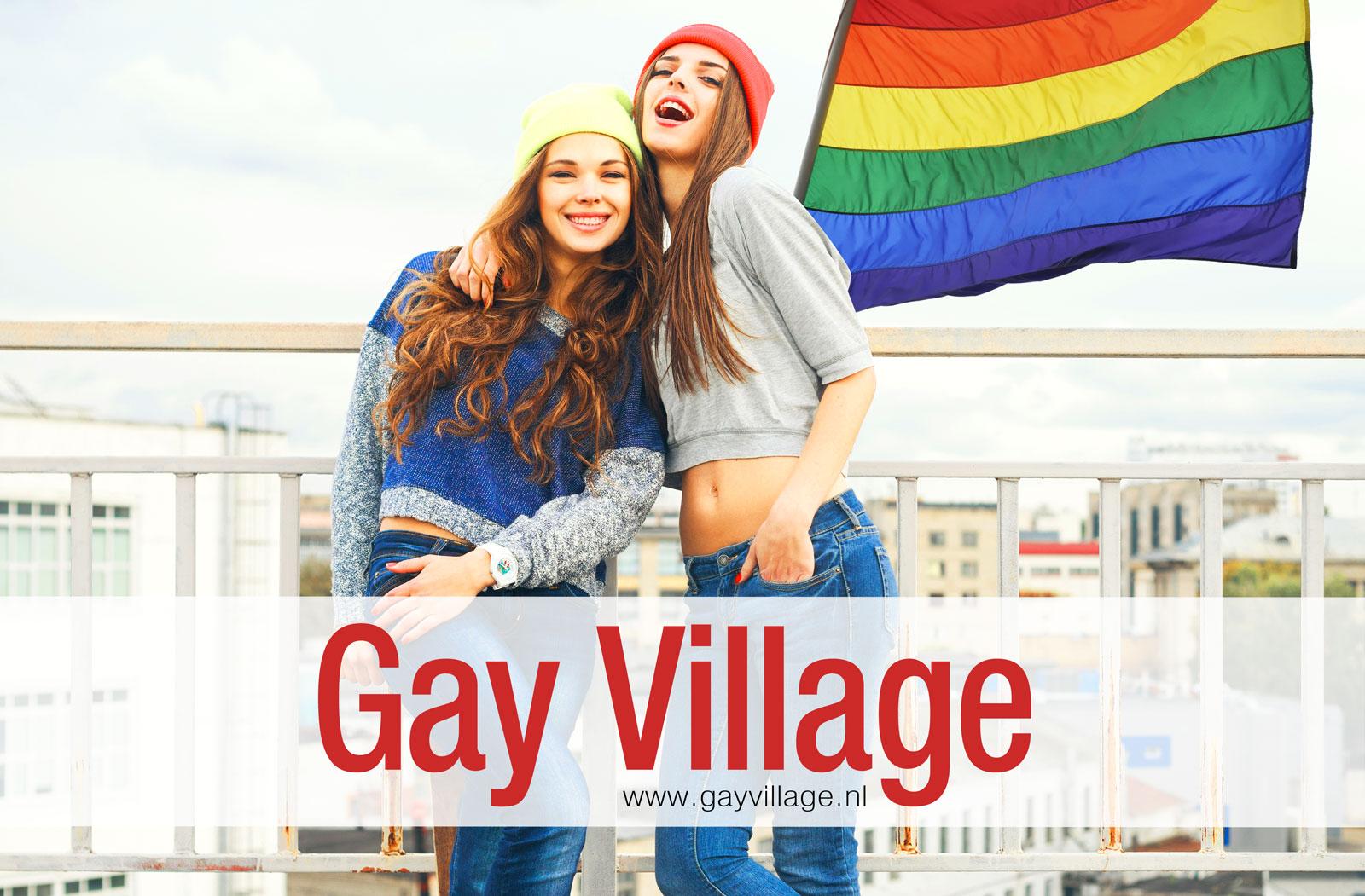Gay Village Tilburg, Holanda