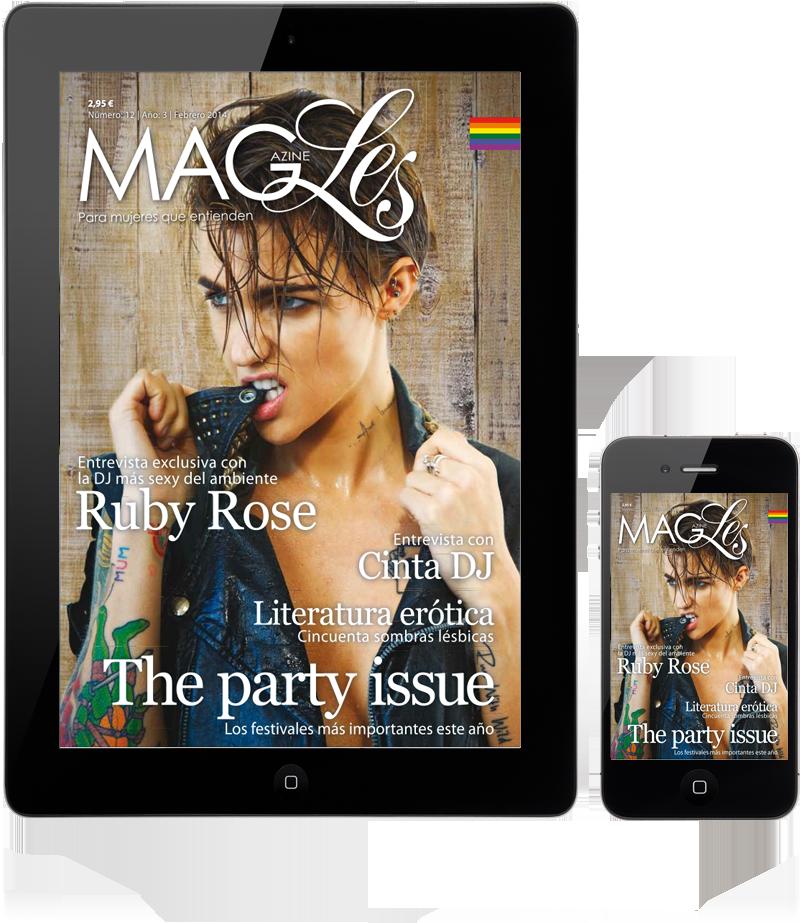 MagLes revista lesbica #12