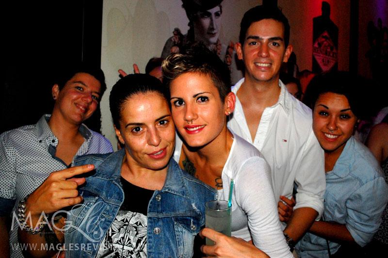 tarantina barcelona lesbian party