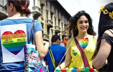 Todo Orgullo - LGBTI+ en el mundo. ¿Te vienes?