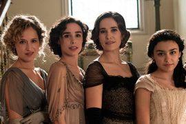 6 hermanas serie lésbica