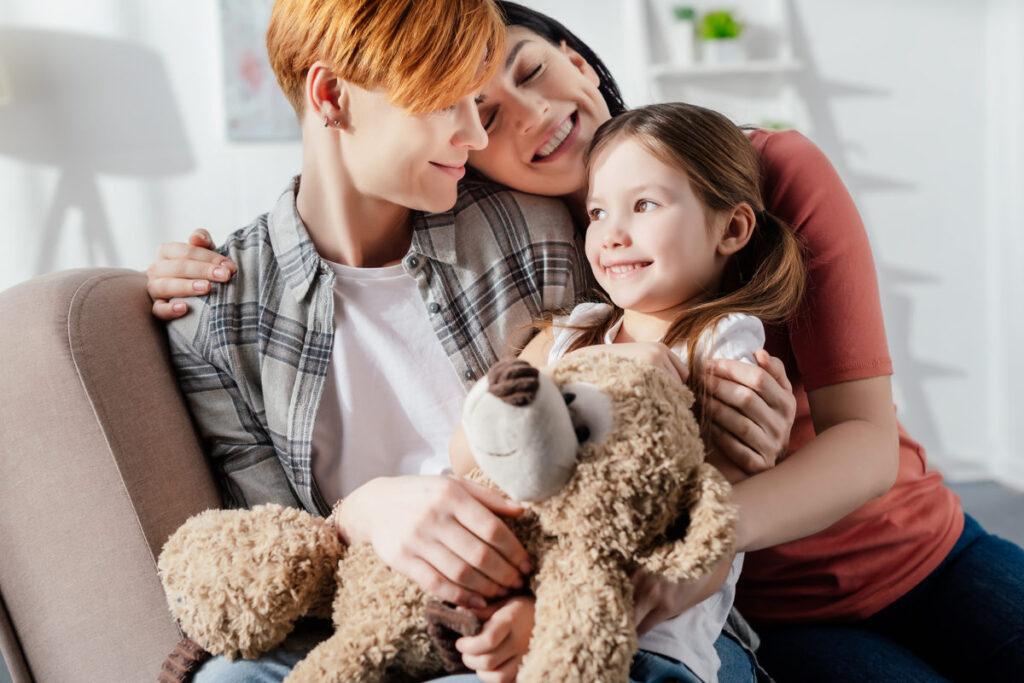 familias homo y monoparentales
