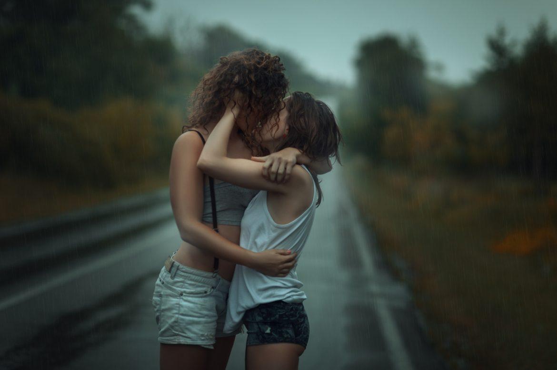 sexo entre chicas