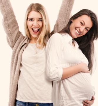 La maternidad lésbica con el método ROPA