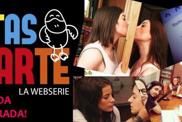 """Las coautoras de Notas Aparte: """"Van a haber besos"""""""