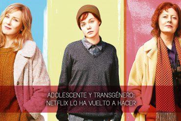 adolescente transgenero