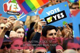 australia matrimonio igualitario