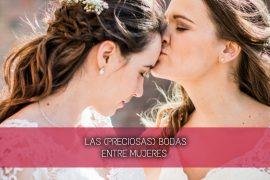 boda entre mujeres