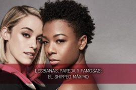 lesbianas pareja famosas