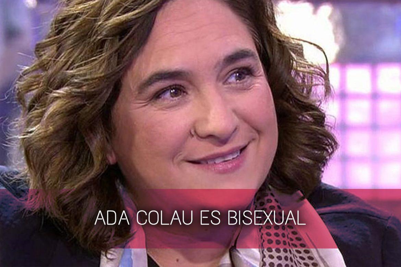 ada colau bisexual