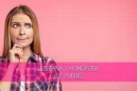 lesbiana homofoba