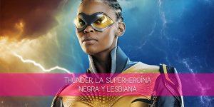 thunder lesbiana