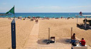 mar bella Barcelona