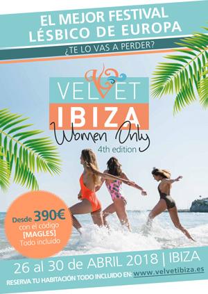 Velvet Ibiza 2018