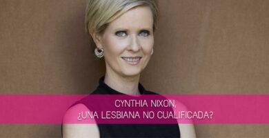 Cynthia Nixon