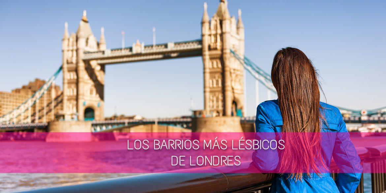 barrios lésbicos Londres