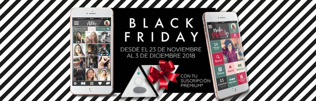 oferta Black Friday 2018