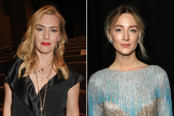 Ambas Kate y Saoirse