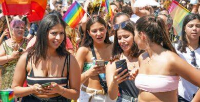 Encuesta Europa LGBTI